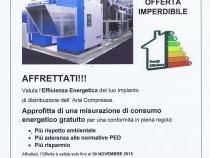 Misurazione di consumo energetico gratuito